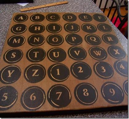 Vintage Keys 012