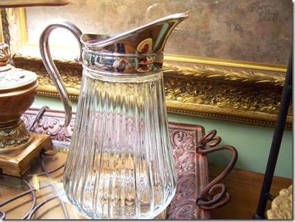 Silver Pitcher 004