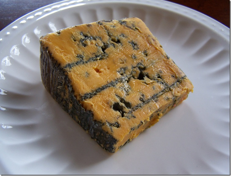 Cheese Black Stick Blue 004