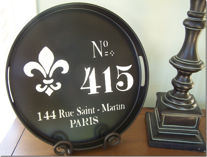 French Tray 008