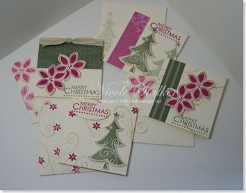 Love Notes Christmas Box Cards