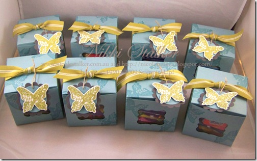 Courtney's Lolly Boxes