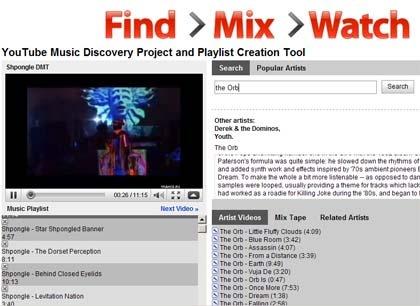 YouTube-Disco