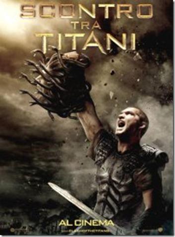 scaontro tra titani