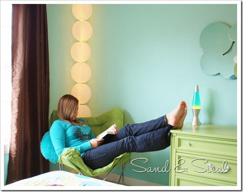 PB Teen Style Lantern Lamp