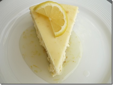 Db challenge Limoncello Cheesecake 005