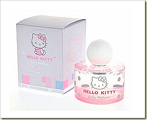 hello kitty baby perfume edt 60ml