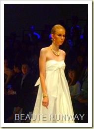 Swarovski at Audi Fashion Festival Jayson Brunsdon Dress 28