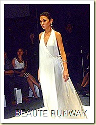 Swarovski at Audi Fashion Festival Jayson Brunsdon Dress 04