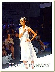 Swarovski at Audi Fashion Festival Jayson Brunsdon Dress 08