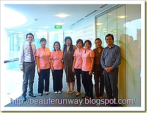 orchard scotts dental team beaute runway