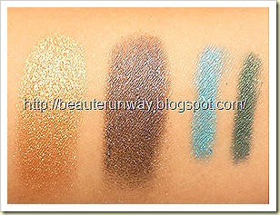 swatches of urban decay