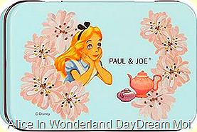 Alice in wonder daydream blotter case