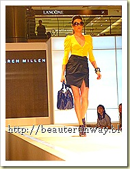 karen millen spring summer fashion show 15