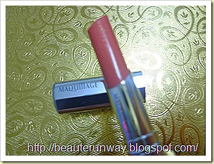 maquillage perfect glossy rouge  pk715 blue