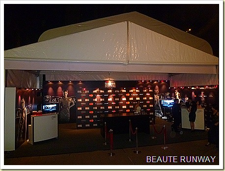 audi fashion festival the tent@orchard