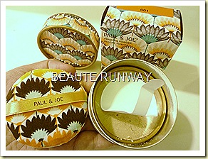 Paul & Joe 2010 Summer Sahara Collection Finishing powder 05