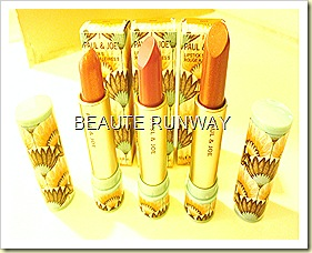 Paul & Joe 2010 Summer Sahara Collection Lipstick S - 3 shades