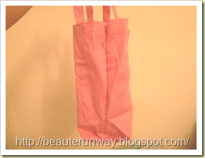 Juicy Couture Tote Bag  X Sweet Mag Side view