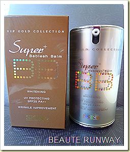 SKin 79 VIP  super plus bb cream closeup