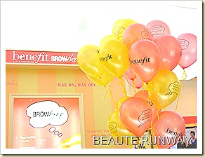 Benefit Wow your Brows at Sephora Ion Orchard