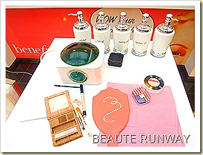 Benefit Brow Bar Brow Kit at Sehora Ion Orchard Singapore