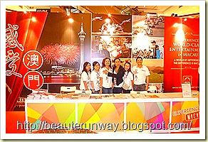 Experience Macau with Irene Ang