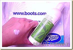 Boots Botanics Golden Glow Body Lotion