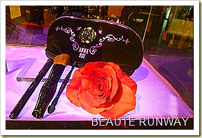 Anna Sui Brushes and pouch - Lucky Draw Prizes