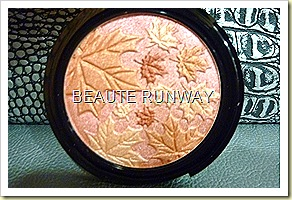 The Body Shop Autumn Face Compact Berry