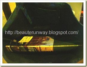 Harrods Bag Interior