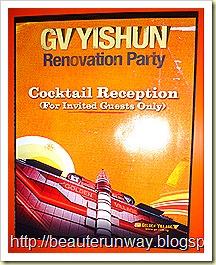 GV Yishun Cocktail reception