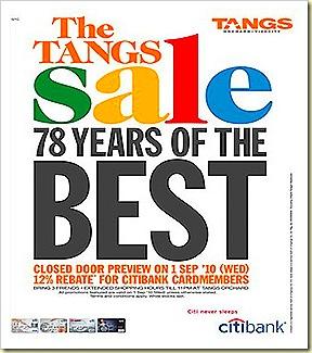 Tangs 12% Sep 10