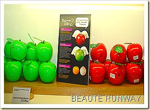 Tony Moly Tomatox and Appletox