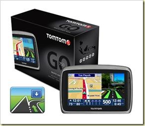 TOMTOM GO750