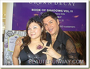 Urban Decay Eric Jimenez Body Jewelry Beaute Runway