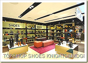 Topshop Shoes Knightsbridge Singapore