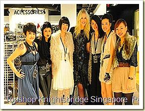 Topshop Personal Shopper Service Stylists