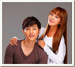 Song Joong Ki Tony Moly