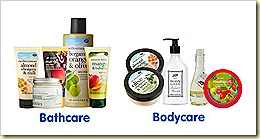 Boots Bath & Body care