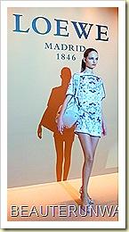 Loewe Spring Summer 2011  Press Presentation Look 9