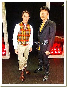 Mens Fashion Week Singapore  2011 Julian Hee and UTT