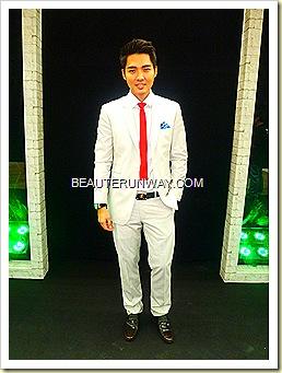 Mens Fashion Week Singapore Jay-C Yeap