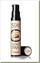 Benefit stay dont stray eye primer