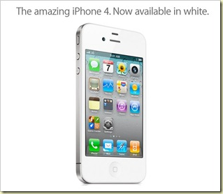 iPhone 4 White Singapre