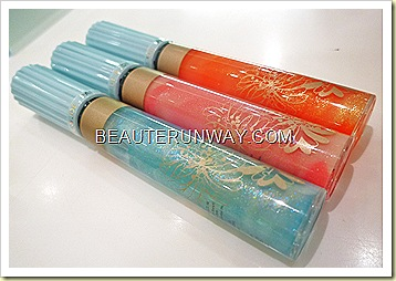 Paul & Joe Limited Edition Blue Horizon Lip Gloss B