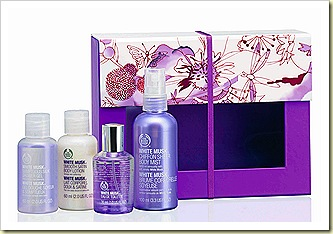 The Body Shop White Musk Shower Soften and Spritz_Collection (2)