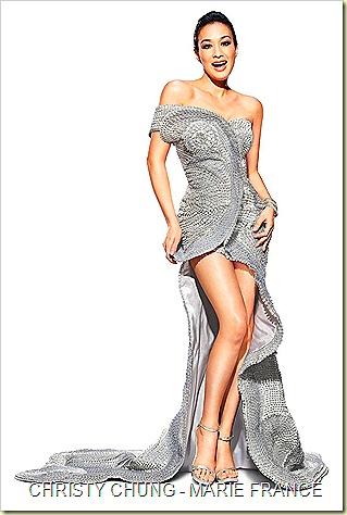 Christy Chung Marie France Bodyline