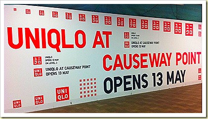 UNIQLO Causeway Point