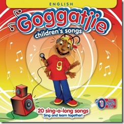 Goggatjie children's songs